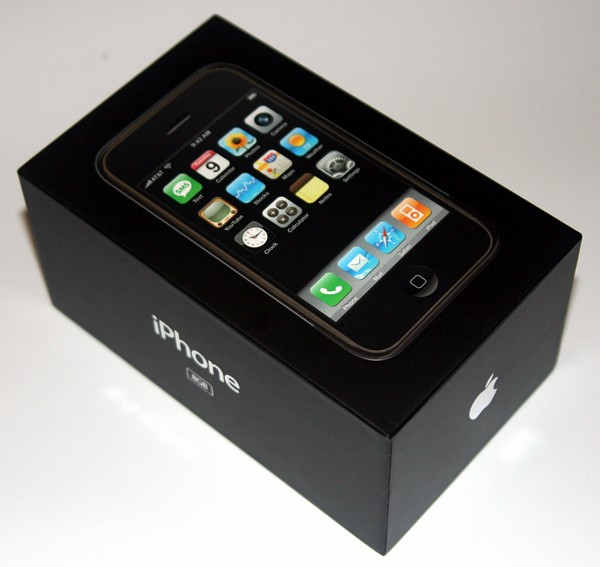 Опаковка на iPhone
