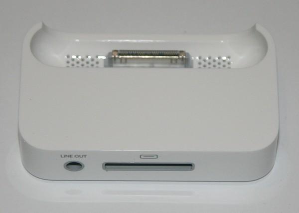 iPhone докинг станция